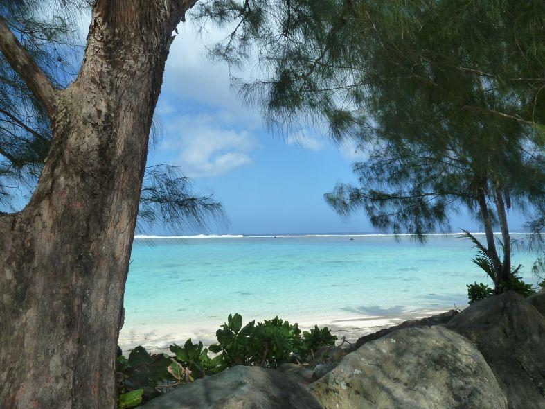 Blått hav så langt du kan se