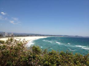 Strand i Coolangatta