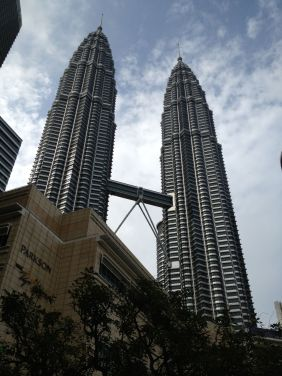 Twin towers Petronas